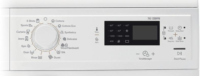 "Electrolux EWP1274BMW 7 ק""ג"