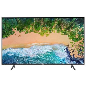 מסך לד 4K Smart TV UHD בעברית מחברת Samsung  UE65NU7092