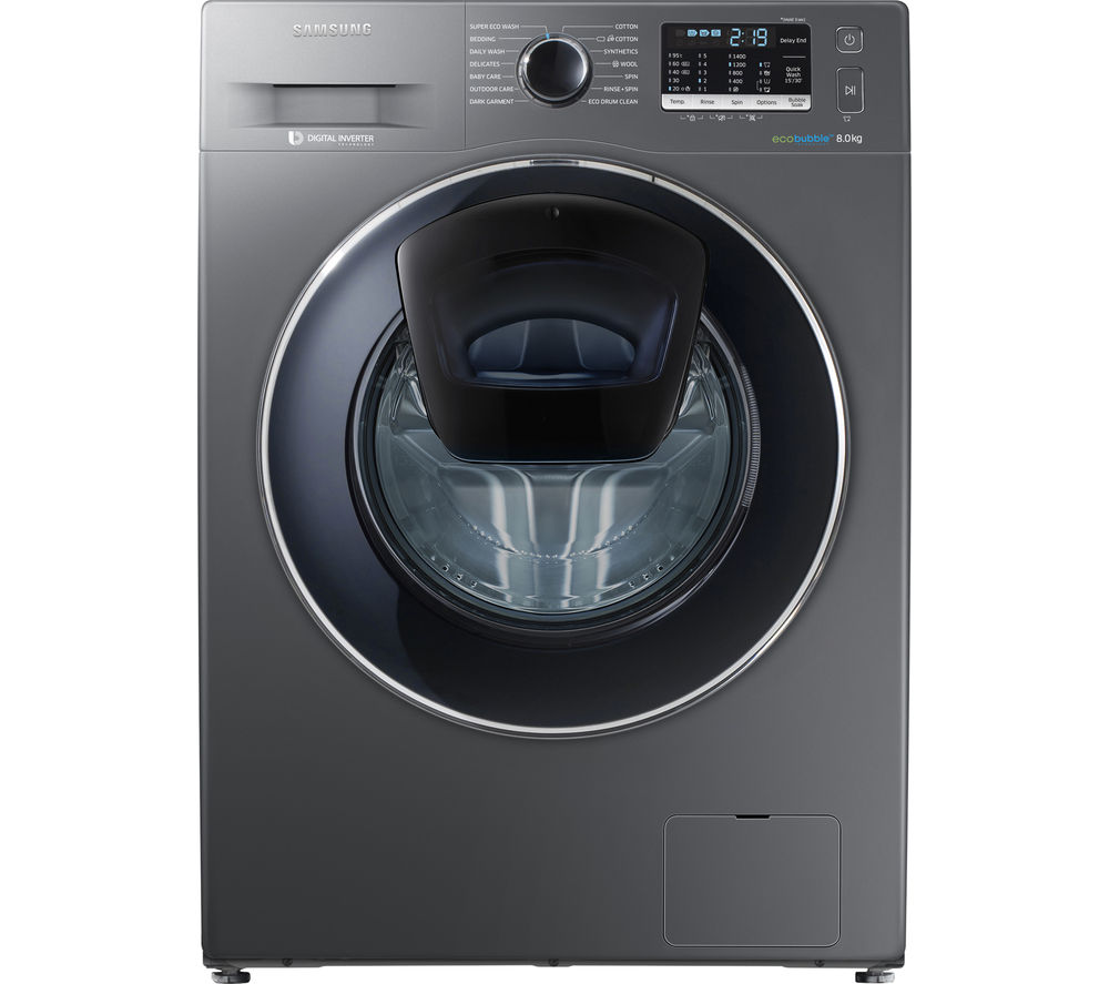 """מכונת כביסה פתח קידמי Samsung WW70K5210 7 ק""""ג"""