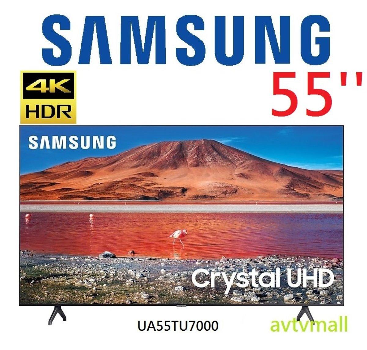 טלוויזיה Samsung UE65TU7172 4K 65 3 שנים אחריות י שלום