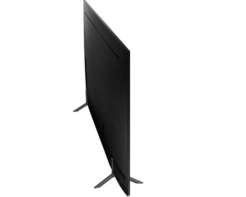 מסך לד 4K Smart TV UHD בעברית מחברת Samsung  UE55NU7172