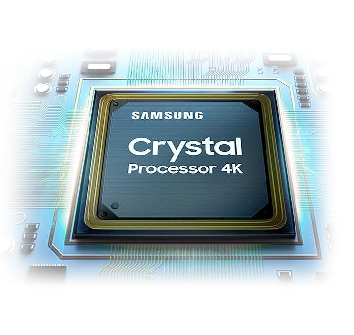 טלוויזיה Samsung UE55TU7172 4K 55 3 שנים אחריות י שלום